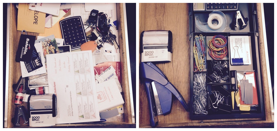 Desk Drawer