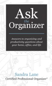 Ask the Organizer Book