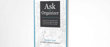 Ask the Organizer Book is an Amazon #1 Best Seller!