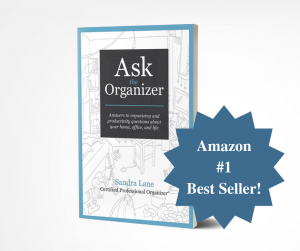 Ask the Organizer Amazon Best Seller
