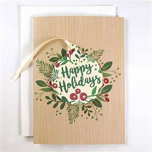Holiday Greeting Cards- to send or not to send?